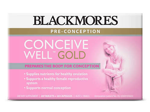 Conceive Well Gold 56 Tabs