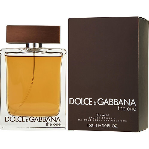 D&G The One 100ml EDT