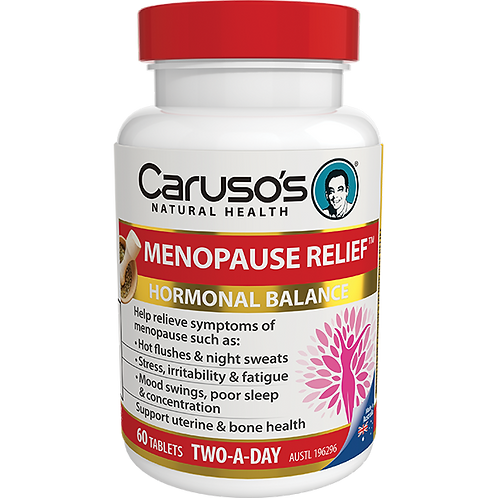 Menopause Relief 60 Tabs