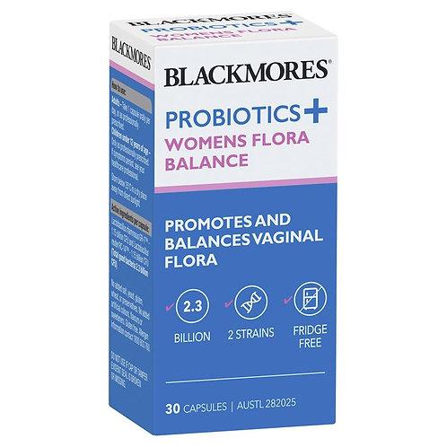 Probiotics Womens Flora Balance 30 Capsules