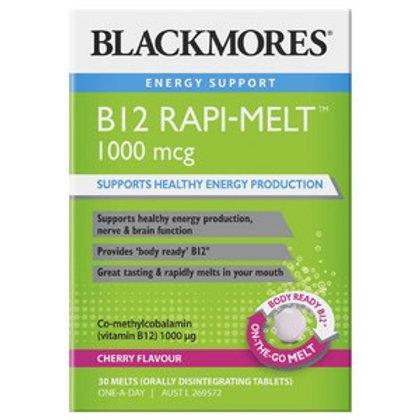 B12 Rapi-Melt 1000mcg 60