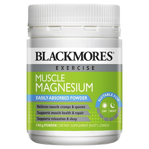 Muscle Magnesium 150g