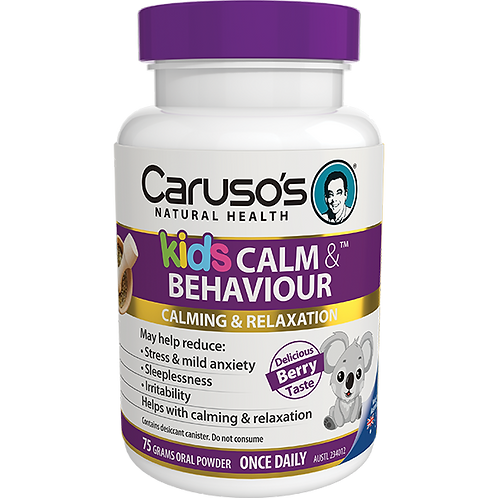 KIDS CALM & BEHAVIOUR 75 GMS