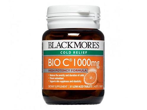 Bio C 1000mg 31 Tablets