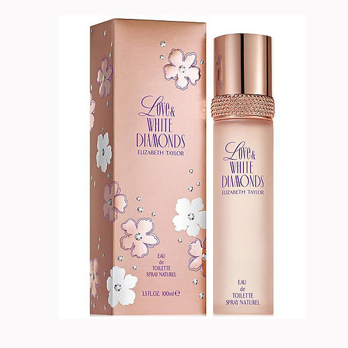 Love & White Diamonds 100ml EDT