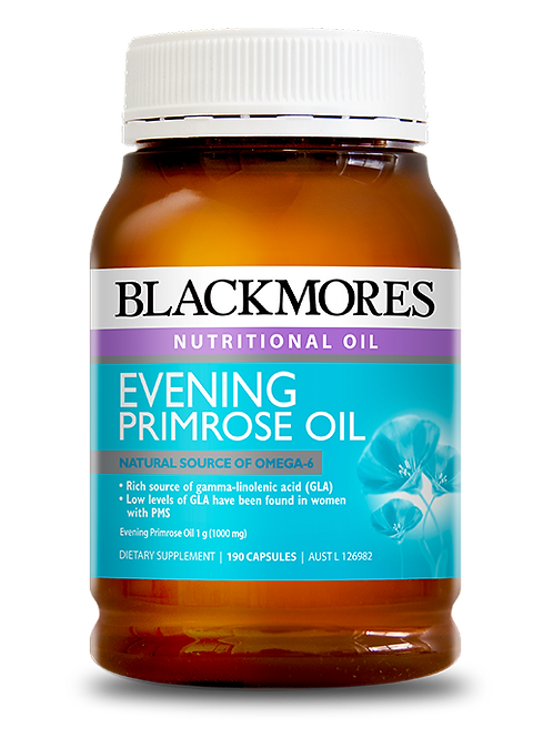 Evening Primrose Oil 1000mg 190 Capsules