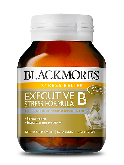 Executive B Stess Formula 160 Tablets