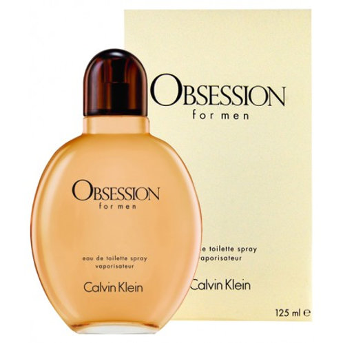 Obsession Men 125ml EDT