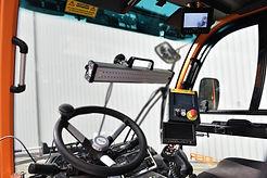 CabCleaner | UV-C-Lampe | UV-C-LED-System | Einsatz im Kommunalfahrzeug