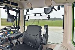 CabCleaner | UV-C-Lampe | UV-C-LED-System | Einsatz im Traktor