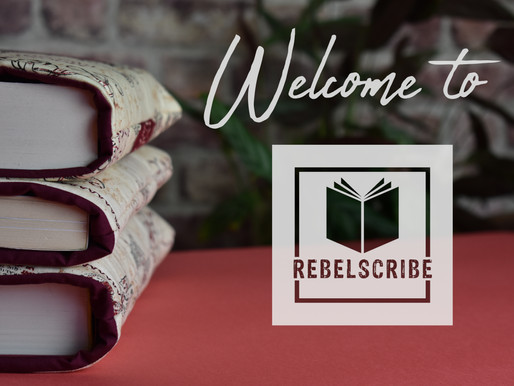 Welcome to Rebelscribe