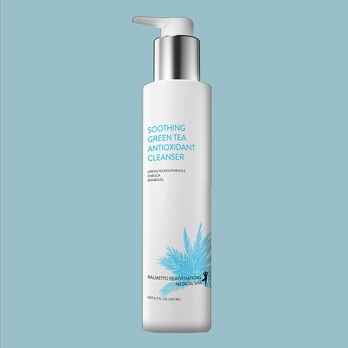 Soothing Green Tea Antioxidant Cleanser