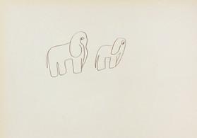 Zweierlei Elefant