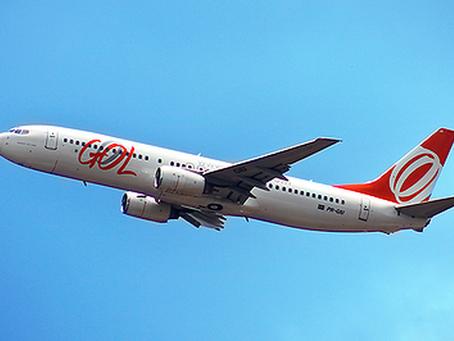 GOL terá mais de mil voos/dia em algumas datas