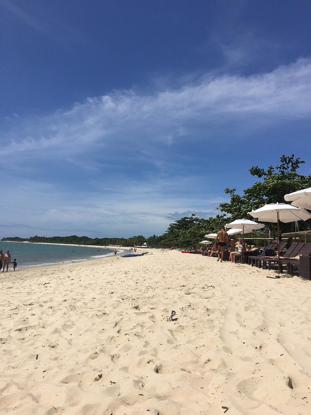 Clube de Praia noLa Torre Resort all inclucive em Porto Seguro, Bahia