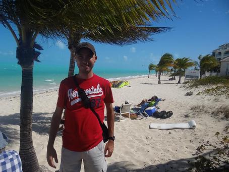 """""""Volta ao mundo Sonho Real"""" em Turks and Caicos"""