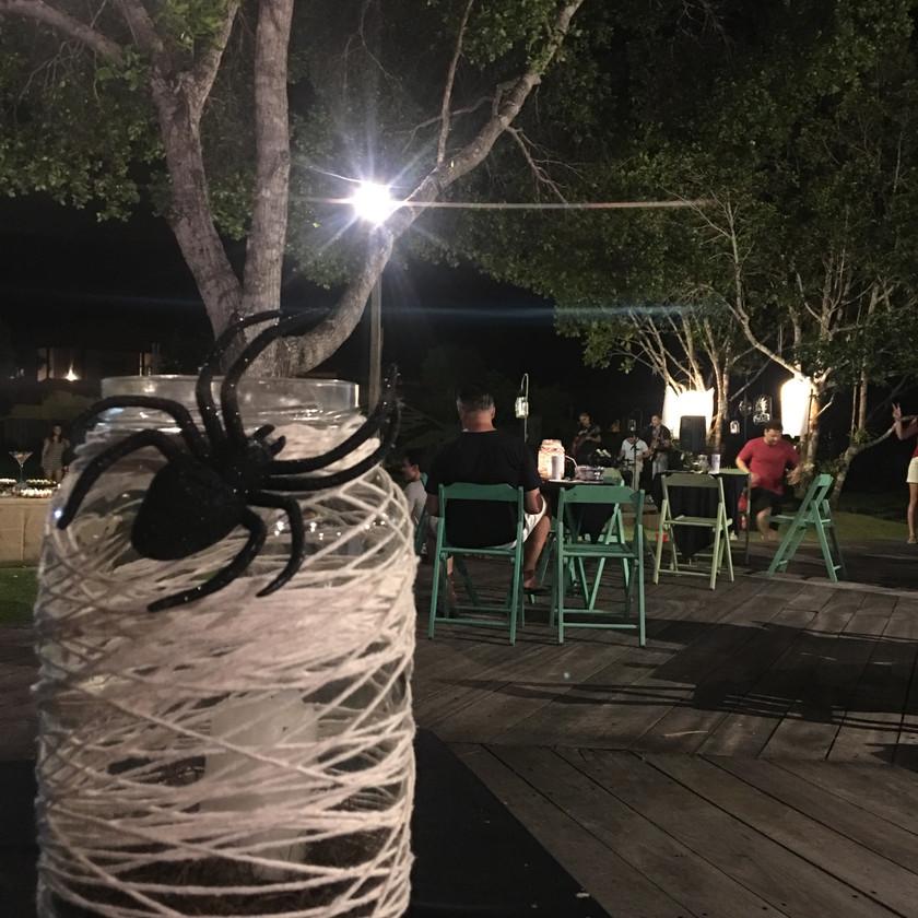 Haloween no La Torre Resort all inclucive em Porto Seguro, Bahia