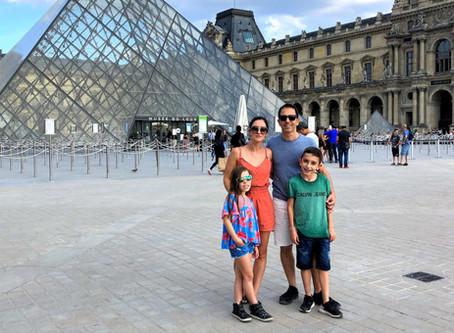 """""""Volta ao mundo Sonho Real"""" - Paris"""