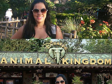 """""""Volta ao mundo Sonho Real"""" em Animal Kingdom - Disney"""