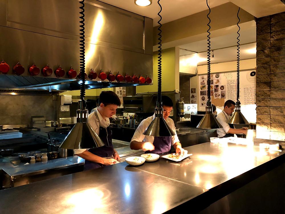 Restaurante CENTRAL, um dos 50 melhores do mundo, em Lima, Peru