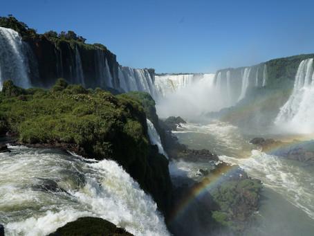 """""""Volta ao mundo Sonho Real"""" - Foz do Iguaçu"""
