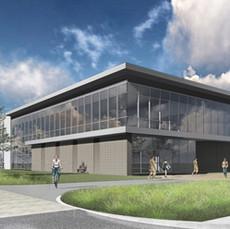 Dallas College North Lake Campus Construction Sciences Building