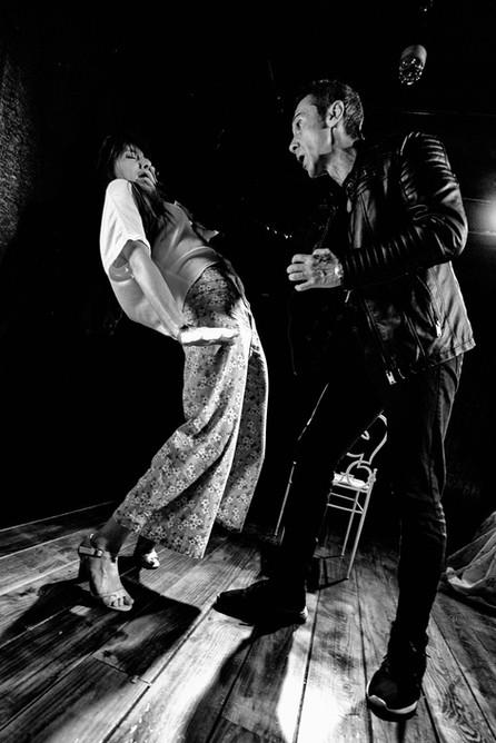 Jean et Béatrice Mise en scène Henri FERNANDEZ