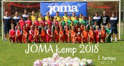 JOMA kemp 2018 1