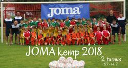 JOMA kemp 2018 2