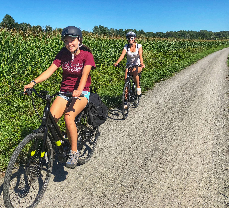 Half day Ebike Adventure-Summer/Foliage