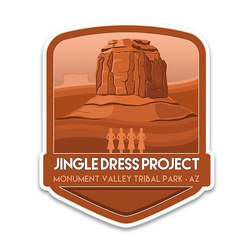 Monument Valley Sticker