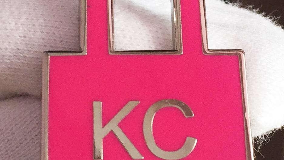 WiS-KC Lapel Pin