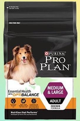 Purina Pro Plan Adult Medium & Large 400gms