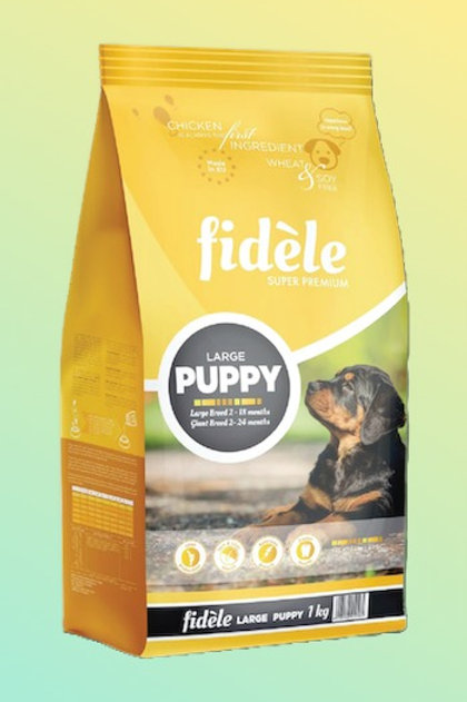Fidele Puppy Large Breed 1 kg
