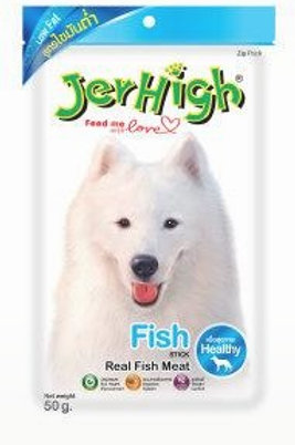 Jerhigh Fish Sticks Dog Treat 70 gms