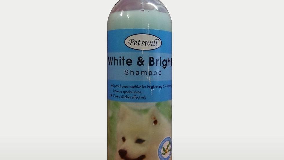 Petswill White & Bright Shampoo