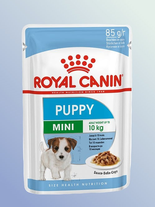 Royal Canin Mini Puppy Wet Gravy Pouch