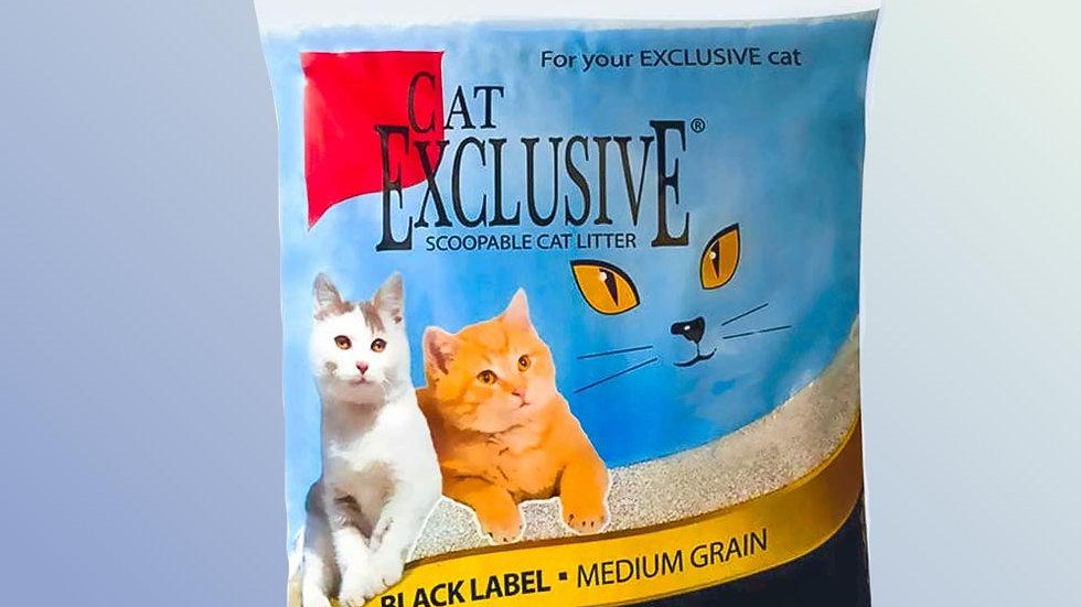 Black Label Cat Litter Exclusive 10 kg