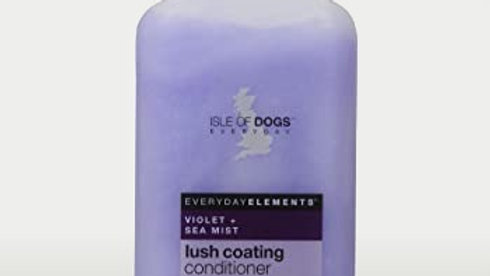 Isle Of Dogs Lush Coating Conditioner Violet + Sea Mist