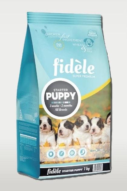 Fidele Starter Puppy (All Breed) 1 kg