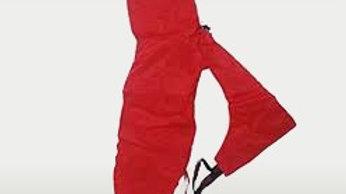 Zorba Rain Jacket Red (18)