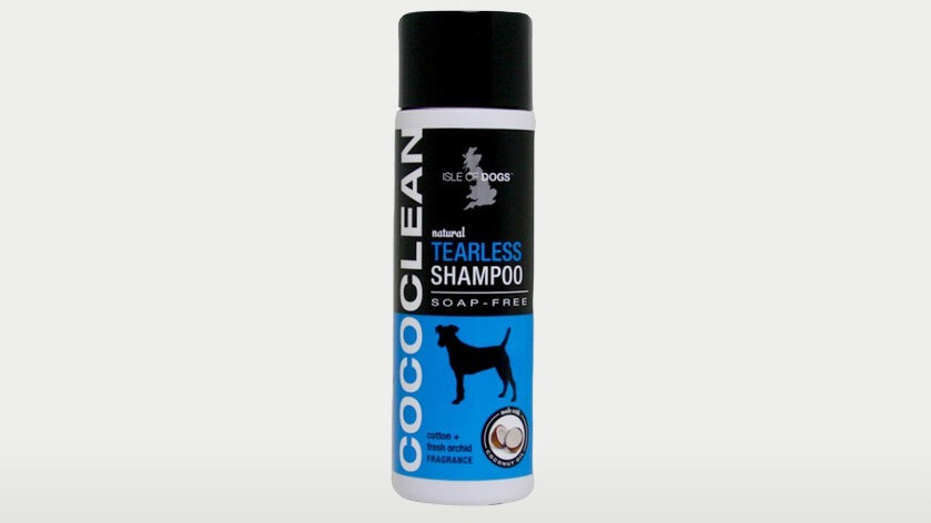 Isle Of Dogs Coco Clean Tearless Shampoo