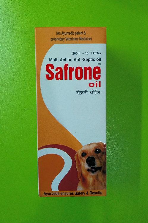 Safrone Oil - Multi Action Anti-Septic oil