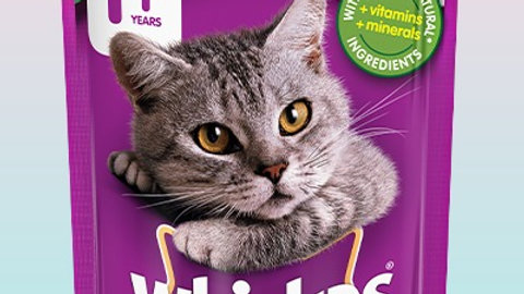 Whiskas adult with Lamb in Jelly  85g
