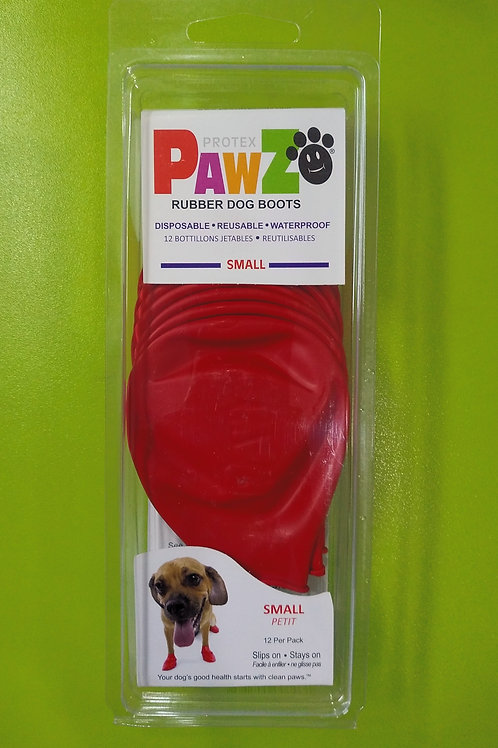 Protex PawZ - Small All weather Dog Boots