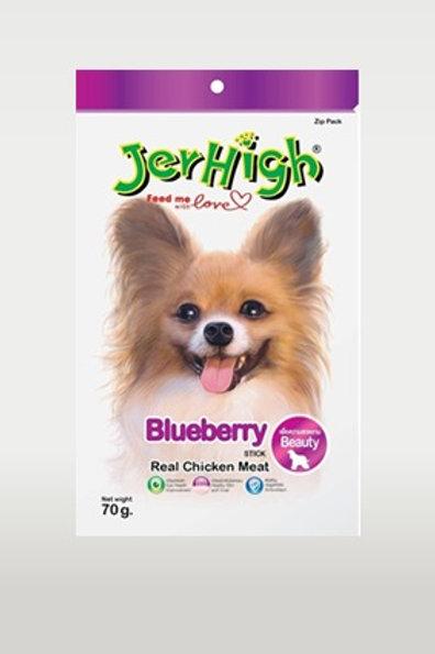 Jerhigh Blueberry Sticks Dog Treat 70 gms