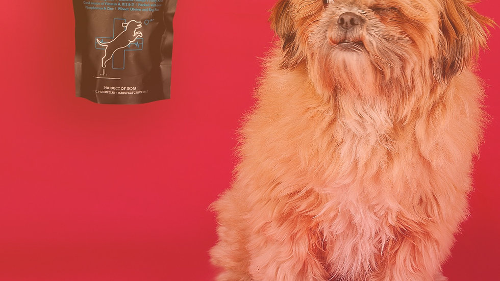 Doggie Dabbas Liver It Up Dog Treat 85 gms