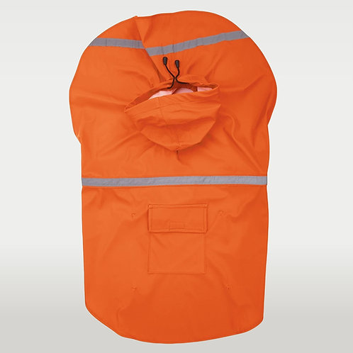 Guardian Gear Rain Jacket Orange (Large)