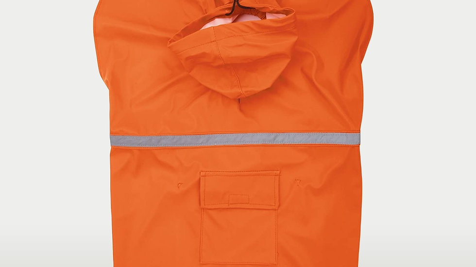 Guardian Gear Rain Jacket Orange (Large)