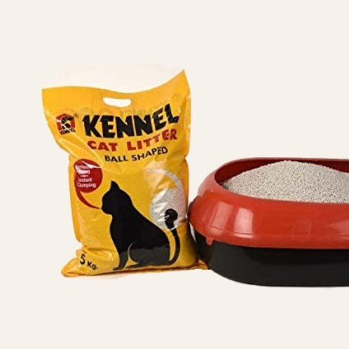 Kennel Ball Shaped Cat Litter 5 kg